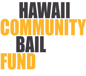 Hawaii Community Bail Fund logo